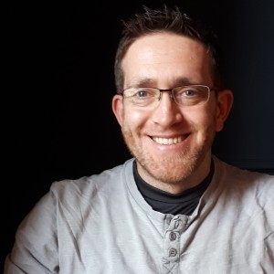 Martyn Wharton, Director of Lightopia CIC